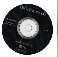 Digital Ez LG  Cd Software L227WT - Autres