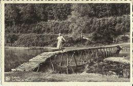 Laforêt -- Le  Pont  De  Claies.  (2 Scans) - Vresse-sur-Semois