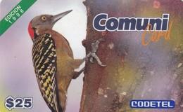 11834 - PREPAGATA - REPUBBLICA DOMINICANA - UCCELLI - PICCHIO - SCADUTA - Uccelli