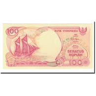 Billet, Indonésie, 100 Rupiah, 1992-2000, 1992-1996, KM:127e, SPL+ - Indonésie