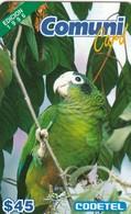 11836 - PREPAGATA - REPUBBLICA DOMINICANA - UCCELLI - PAPPAGALLI - SCADUTA - Pappagalli