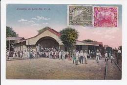CPA NICARAGUA Estacion De LEON - Nicaragua