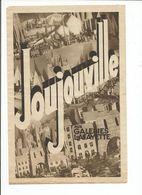 Partition JOUJOUVILLE Aux Galeries Lafayette - Partituras