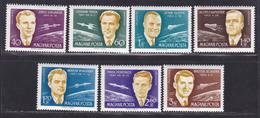 HONGRIE AERIENS N°  243 à 249 ** MNH Neufs Sans Charnière, TB (D6378) Cosmos, Astronautes - Airmail