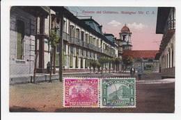 CPA NICARAGUA MANAGUA Palacio Del Gobierno - Nicaragua