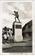 Askari  Statue   Dar Es SALaam  1955 - Kenya
