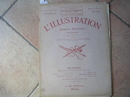 L'ILLUSTRATION  N° 3794 - 20 NOVEMBBRE 1915 - Zeitungen