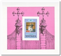 Antigua & Barbuda 1978, Postfris MNH,  25 Years Coronation Of Queen Elizabeth II - Antigua En Barbuda (1981-...)