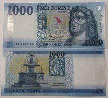 Hungary - 1000 Forint 2018 UNC Lemberg-Zp - Hungary