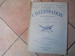L'ILLUSTRATION  N° 3797 - 11 DECEMBBRE 1915 - Zeitungen