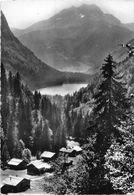 74 MONTRIOND Le Village D'Ardent Et Le Lac. Carte Des Années1959-60. Format 10/15cm. 2 Scans. - Andere Gemeenten
