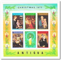 Antigua & Barbuda 1973, Postfris MNH, Christmas - Antigua En Barbuda (1981-...)