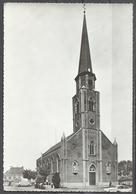 Belgium, Burst, Church, '60s. - Erpe-Mere