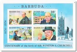 Barbuda 1974, Postfris MNH, Sir Winston S. Churchill - Antigua En Barbuda (1981-...)
