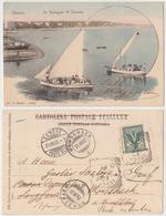 Anzio - La Spiaggia Di Levante, 1903 - Italia