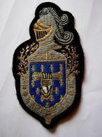 ECUSSON TISSUS PATCH GENDARMERIE NATIONALE A IDENTIFIER ETAT EXCELLENT - Police & Gendarmerie