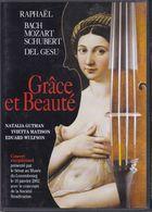 RARE. DVD GRÂCE ET BEAUTÉ RAPHAËL MOZART BACH SCHUBERT GUTMAN WULFSON - DVD Musicaux