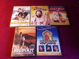 LOT DE 5 DVD   POUR 10 EUROS ( Lot 90 ) - DVDs