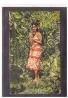 "13783   -    "" Pollinating Flowers Of Vanilla Plant ""      /     Viaggiata - Tahiti"