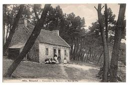 29 FINISTERE - BENODET Chaumière De Pêcheurs Au Bois De Pin - Bénodet