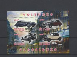 Blok Auto's Classic - Auto's