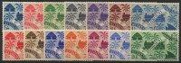 Somalie, N° 234 à N° 247** Y Et T - Côte Française Des Somalis (1894-1967)