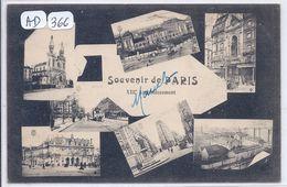 PARIS XIII- SOUVENIR DE PARIS- XIII EME ARRONDISSEMENT - Arrondissement: 13