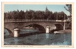 32 GERS - PLAISANCE DU GERS Le Pont Sur L'Arros - Autres Communes