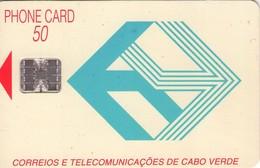 TARJETA TELEFONICA DE CABO VERDE. (001) - Cape Verde