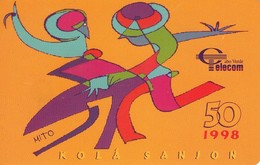 TARJETA TELEFONICA DE CABO VERDE. (006) - Cape Verde