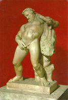 Ercolano (Napoli) Casa Dei Cervi, Ercole Ebbro, House Of The Stags, The Drunk Hercules - Ercolano