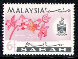 SABAH 1965 - From Set MH* - Sabah