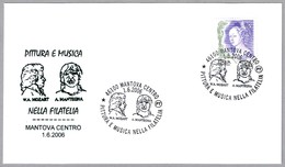 Pintura Y Musica - W.A.MOZART Y A. MANTEGNA - Paint And Music. Mantova 2006 - Arte