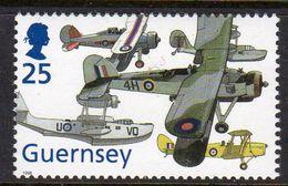 GUERNSEY GB - 1998 RAF ANNIVERSARY 25p STAMP SG 775 FINE MNH ** - Guernsey