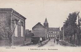 FLEURBAIX - RUE DUQUESNE - Autres Communes
