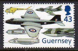 GUERNSEY GB - 1998 RAF ANNIVERSARY 43p STAMP SG 778 FINE MNH ** - Guernsey