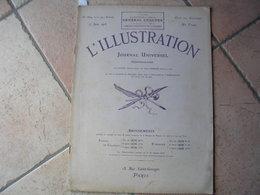 L'ILLUSTRATION  N° 3824 -  17 JUIN 1916 - Zeitungen