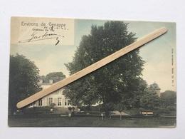 ENVIRONS DE GENAPPE»CHÂTEAU DE THY «Panorama, Colorisée (1903)NELS,Bruxelles Série 76 /Nº 7. - Genappe