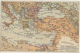 Östl Kriegsschauplatz Carte Geographique   78 - Guerre 1914-18