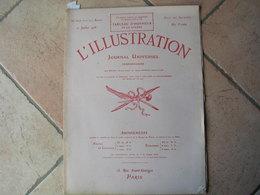L'ILLUSTRATION  N° 3826 - 1er JUILLET 1916 - Zeitungen