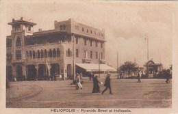 HELIOPOLIS - PYRAMIDS STREET - Cairo