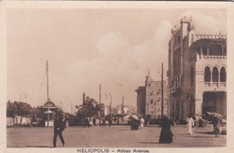 HELIOPOLIS - ABBAS AVENUE - Cairo