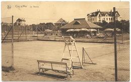 Coq-sur-Mer NA78: Le Tennis - De Haan