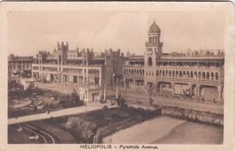 HELIOPOLIS -PYRAMIDS AVENUE - Cairo