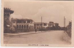HELIOPOLIS -LOTUS STREET - Cairo