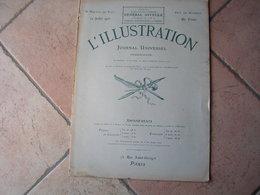 L'ILLUSTRATION  N° 3829 - 22 JUILLET 1916 - Zeitungen