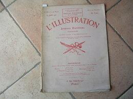 L'ILLUSTRATION  N° 3830 - 29 JUILLET 1916 - Journaux - Quotidiens
