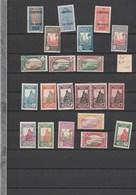NIGER - Lot Collection 21 Timbres - Tous états - Níger (1921-1944)