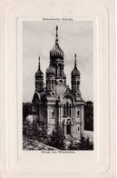 DE-HE: WIESBADEN: Gruss Aus Wiesbaden - Griechische Kirche - Reliefkarte - Wiesbaden