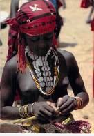 NUS ADULTES ( Black Africa ) Bon Plan Jeune Femme Seins Nus - CPM GF N° 8491 ( Iris Mexichrome ) Nude Nu Topless Girl - Autres